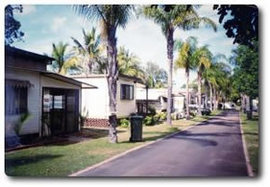 Finemore Tourist Park - Accommodation Search