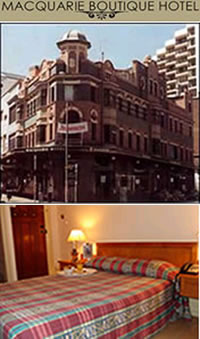 Macquarie Boutique Hotel - Accommodation Search