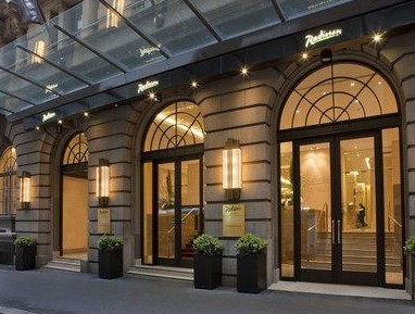 Radisson Plaza Hotel Sydney - Accommodation Search