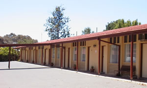 Golden Hills Motel - Accommodation Search