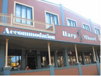 Harp Deluxe Hotel - Accommodation Search