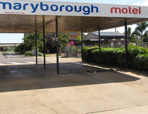 Maryborough Motel and Conference Centre - Accommodation Search