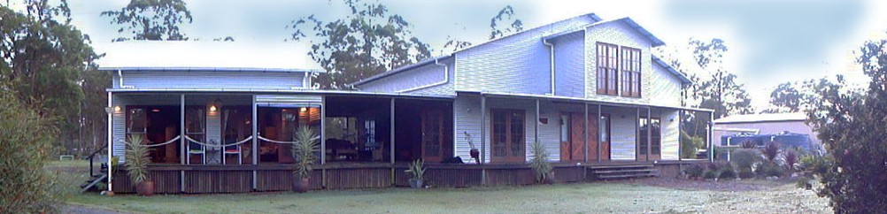 Tin Peaks Bed and Breakfast - Accommodation Search