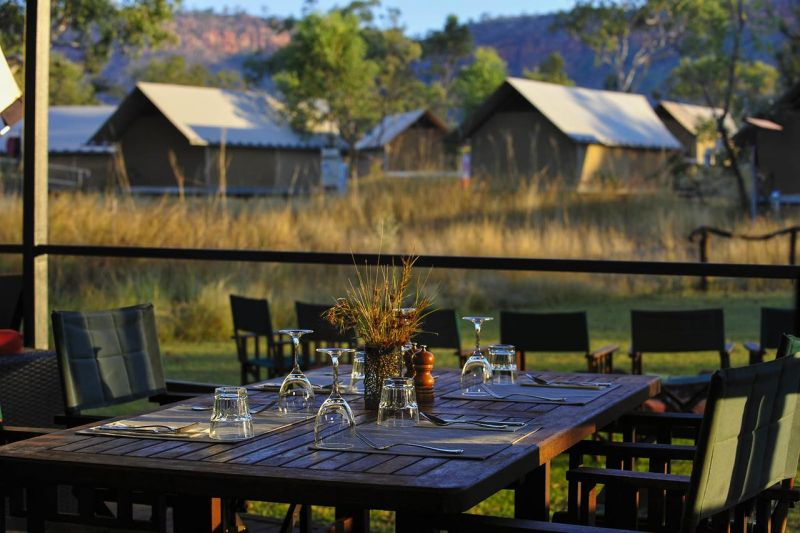 Bell Gorge Wilderness Lodge - Accommodation Search
