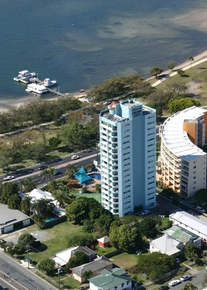 Palmerston Tower - Accommodation Search