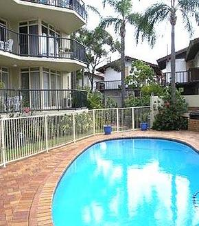 Bayview Beach Holiday Apartments - Accommodation Search