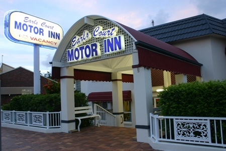 Earls Court Motor Inn - Accommodation Search