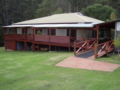 Pemberton Camp School - Accommodation Search