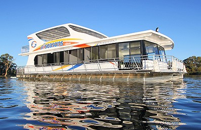 All Seasons Houseboats - Accommodation Search