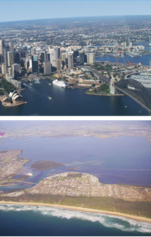 Sydney By Air - Accommodation Search