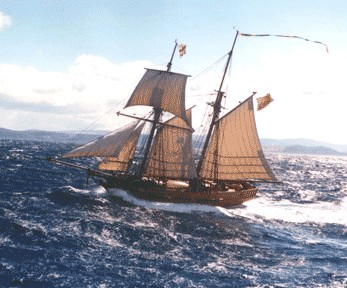 Enterprize - Melbourne's Tall Ship - Accommodation Search