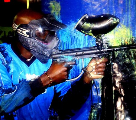 Melbourne Indoor Paintball - Accommodation Search