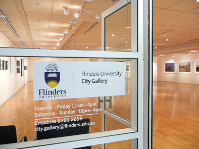 Flinders University City Gallery - Accommodation Search