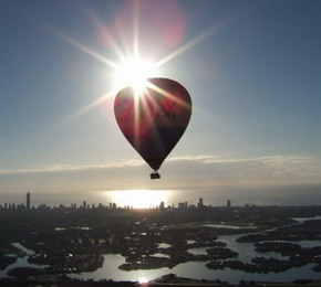 Balloon Down Under - Accommodation Search