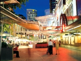 Queen Street Mall - Accommodation Search