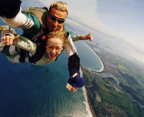 Skydive Melbourne - Accommodation Search