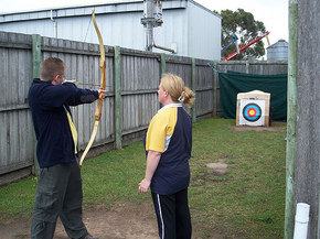 Bairnsdale Archery Mini Golf  Games Park - Accommodation Search