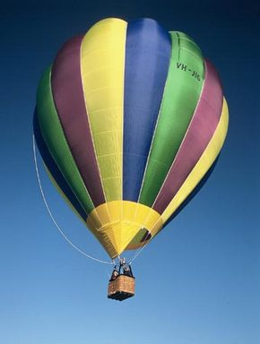 Balloon Safari - Accommodation Search