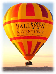 Balloon Adventures Barossa Valley - Accommodation Search