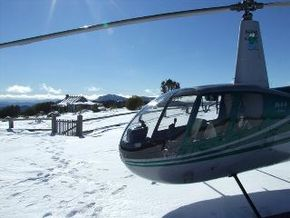 Alpine Helicopter Charter Scenic Tours - Accommodation Search