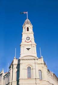 Fremantle Town Hall - Accommodation Search
