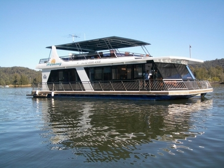 Able Hawkesbury River Houseboats - Accommodation Search