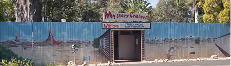 Mystery Craters - Accommodation Search