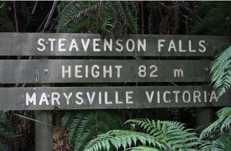 Stevensons Falls - Accommodation Search