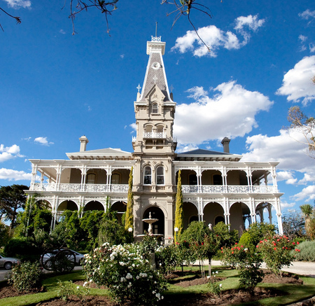 Rupertswood Mansion - Accommodation Search