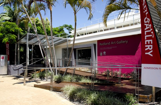 Redland Art Gallery - Accommodation Search