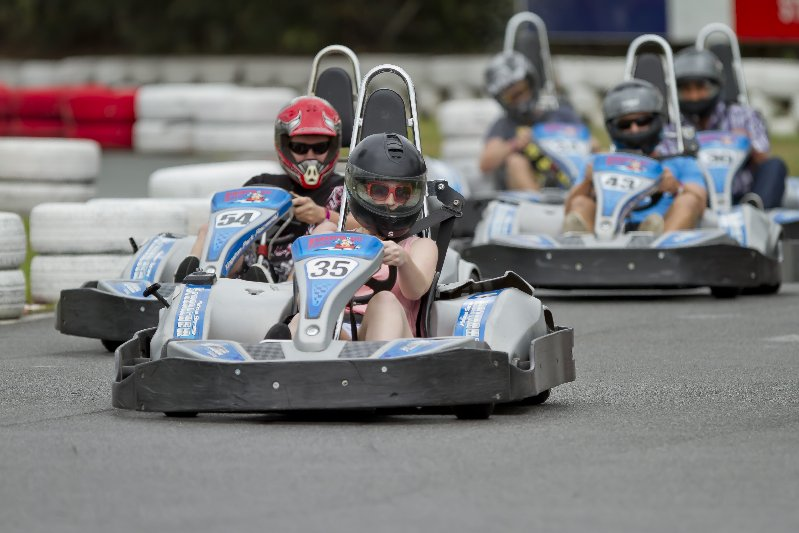 Kingston Park Raceway Go Karting - Accommodation Search