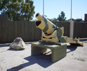 Military Museum Merredin - Accommodation Search