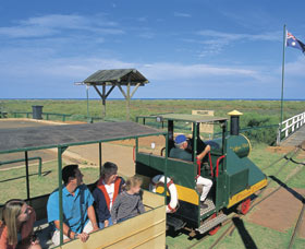 Carnarvon Tramway - Accommodation Search