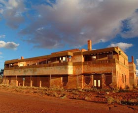 Big Bell Ghost Town - Accommodation Search