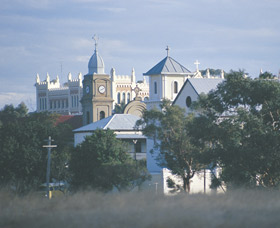 New Norcia Heritage Trail - Accommodation Search