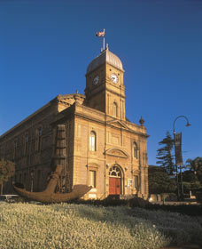 The Albany Town Hall - Accommodation Search