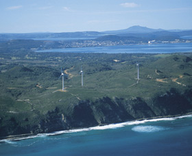 Albany Wind Farm - Accommodation Search