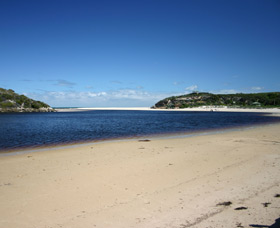 Moore River Estuary - Accommodation Search