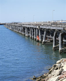 Old Timber Jetty - Accommodation Search