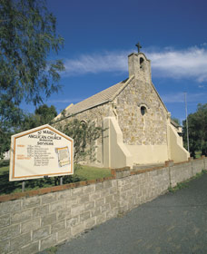 St Mary's Anglican Church - Accommodation Search