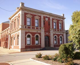 Northam Town Hall - Accommodation Search