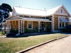The Pines Loxton Historic House and Garden - Accommodation Search