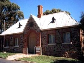 Old Police Station Museum - Accommodation Search