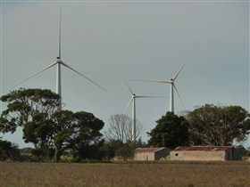 Wattle Point Wind Farm - Accommodation Search