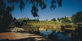 Mount Hurtle Winery home of Geoff Merrill Wines - Accommodation Search