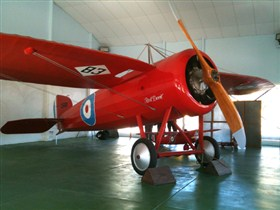 Captain Harry Butler Red Devil Monoplane Memorial - Accommodation Search