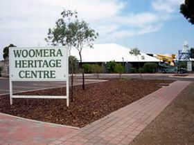 Woomera Heritage and Visitor Information Centre - Accommodation Search