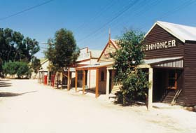 Old Tailem Town Pioneer Village - Accommodation Search