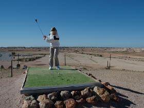 Coober Pedy Opal Fields Golf Club - Accommodation Search