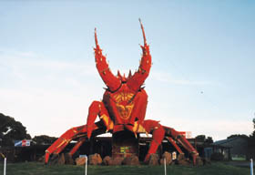 The Big Lobster - Accommodation Search